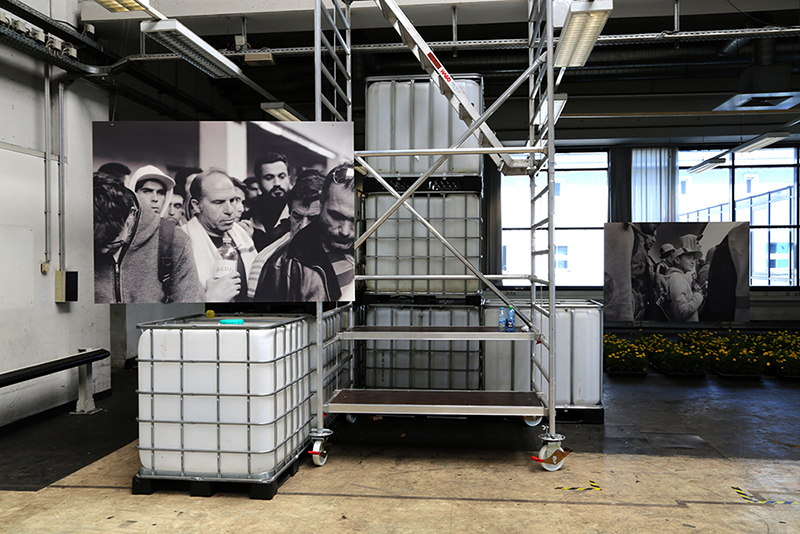 Exhibition view: Ars Electronica Festival . (September 8th-12th, 2016)